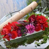 10/10.11.13「ハロウィーンアレンジメント」