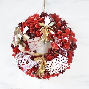 11/27.28.30「レッドクリスマスリース」